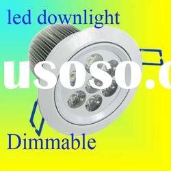 led recessed dimmable led downlight 12W 230V 7W 14W 21W Ce ROHS Adjustable