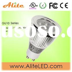 led spotlight manufacturer/3W COB LED GU10 Spotlight