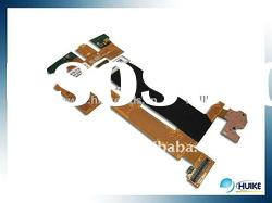 mobile phone flex flat ribbon cable for Blackberry Torch 9800