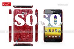 new leather hard back case cover for Samsung Galaxy Note GT-N7000 i9220