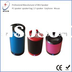 portable rechargeable speaker for iphone/ipod