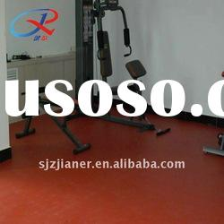 pvc indoor sports flooring for fitness centre