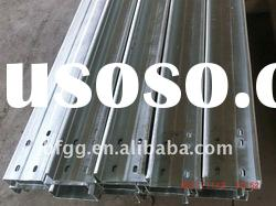 reasonable prices and galvanized C steel beam C section steel ,C shaped steel for purlin