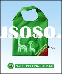 recycle promotion non woven vest shopping bags