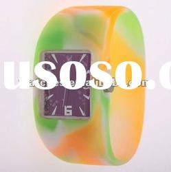 silicone bracelet watch SL1020
