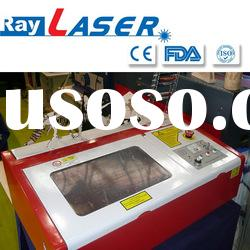 small crafts Laser machine RL40GU, mini arts and crafts engraving laser machine, co2 laser