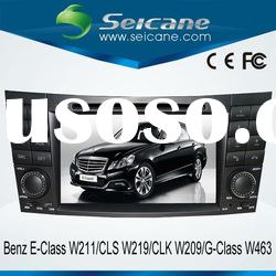 specialized car gps dvd player for Benz CLS W219