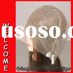 straight Indian remy human hair full lace wig