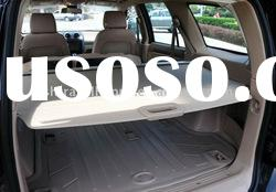 tonneau cover CAR ACCESSORY for NISSAN material:aluminum&leather