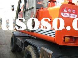 used Hitachi excavator EX100WD origin in Japan in BEST price