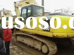 used Komastu excavator PC200-7 Origin in Japan in BEST price