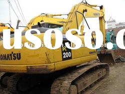 used Komastu excavator PC200-8 Origin in Japan in BEST price