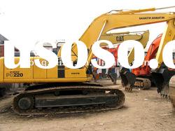 used Komastu excavator PC220-7 Origin in Japan in BEST price