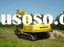 used Komastu excavator PC300-6 300-7 Origin in Japan in BEST price