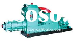 vacuum brick making machine with power 110kw and in CN