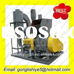 waste cable wire recycle machine