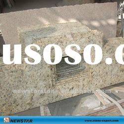 yellow granite kitchen table top