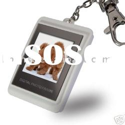 "1.5"" Heart Digital Keychain Photo Frame Picture Album"