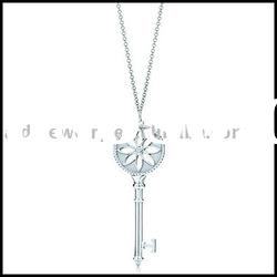 2011 Fashion 925 Sterling Silver Necklaces