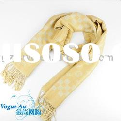 2011 New Arrival brandname 100%Cotton long Scarf Shawl Pashmina Pink Orange Green Rosy White