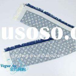 2011 New Design brandname new style real silk scarf /pashmina scarf and shawl