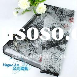2011 Top Design Hot Sale Hign Quality scarf jewelry scarf/yiwu scarf/scarf pendant