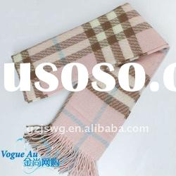 2011 newest arrival hot sale 100 wool scarf /fashion lady scarf/ long Shawl Pashmina