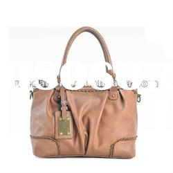 2012 Latest Fashion High-quality PU Handbag HO533-1