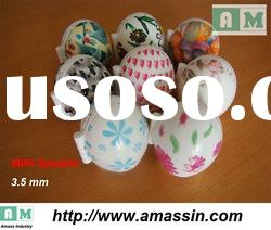 2012 easter gifts, mini speakers with Easter egg shaped
