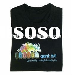 2012 spring 100 cotton t shirt with print