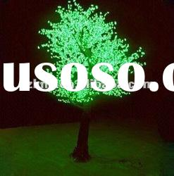 280W LED Simulation Christmas Tree Lights with Adjustable Brightness and Low Energy Consumption