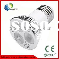 3W high power dimmable led lamp E27