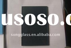 3-12mm Dark Gray/Grey Reflective Float Glass