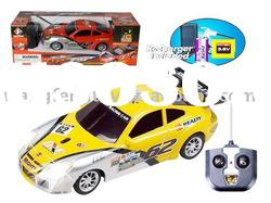 4-function remote control toy car