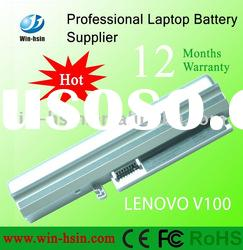 9 cell laptop battery for Lenovo V100 V200 series