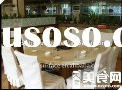 Acrylic Solid Surface Restaurant table,Dining table