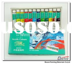 Acrylic colors,Non toxic Acrylic paints,Art painting