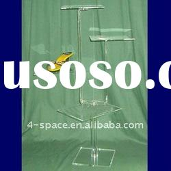 Acrylic shoes display stand