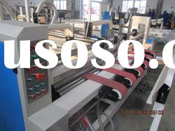 Automatic corrugated box making machinery