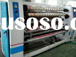 BOPP adhesive tape slitting and cutting machine
