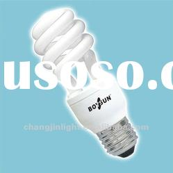 ChangJin New High quality T3 13W Slim Half spiral energy saving lamps