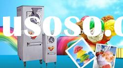 Digital display hard ice cream machine in high quality and favorable price- TK645