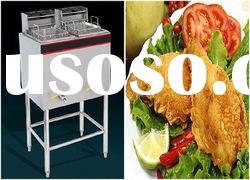 Electric Deep Fryer of maikeku , efficient stainless steel accessory