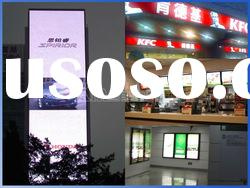 Epistar led lit up advertising panel Slim LED Advertising Panel ( backlit for Light Box)