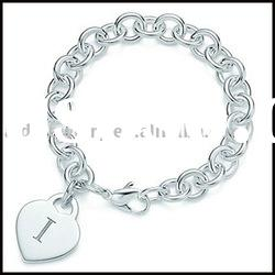 Fashion silver charms bracelet & silver jewelry YH (4)