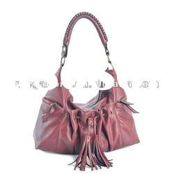 Glorious Bright Elegant and High-quality PU Shoulder Bag and Fashion Handbag HO528-1