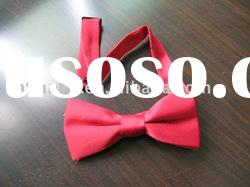 Good quality hand made polyester bow tie