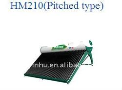 HIMIN PRESSURIZED HM210(Pitched type)SOLAR WATER HEATER