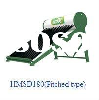 HIMIN PRESSURIZED HMSD180(Pitched type)SOLAR WATER HEATER