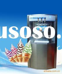 HOT SALE TK938 soft ice cream maker with CE---Floor standing